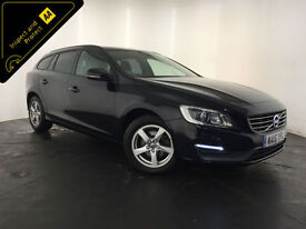 2015 VOLVO V60 BUSINESS EDTN D4 AUTO DIESEL 1 OWNER SERVICE HISTORY FINANCE PX