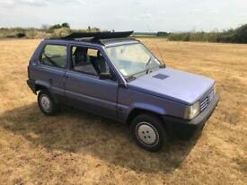 Fiat Panda 1.0 Parade Ltd Edn, Twin Sunroofs, Classic Panda, 53k, FSH,