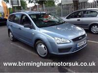 2004 Ford Focus 1.6 LX 5dr