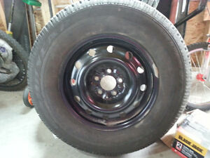 GoodYear All Season Tire for Ford Escape