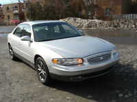 02 Buick Regal GS 6CYL - 3.8 Stage 2 SuperCharged