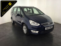 2013 FORD GALAXY ZETEC TDCI DIESEL 7 SEATS 1 OWNER FROM NEW FINANCE PX WELCOME