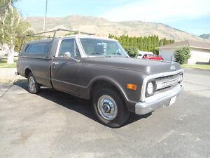 1970 Chevrolet C/K Pickup 2500 Pickup Truck