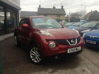 2012 (12) Nissan Juke 1.5dCi ( 110ps ) Acenta Premium (Finance Available)