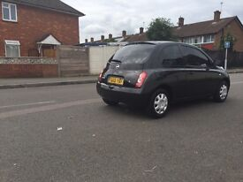 Nissan Micra 1.0 full year MOT low mileage READY TO DRIVE AWAY