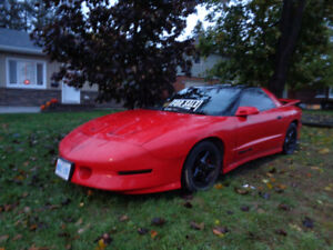 1996 LT1 trans am parts car