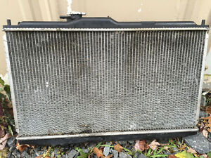 1998-2002 Honda Accord Radiator for 4-cylinder models