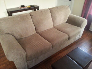 DECOREST Couch and Big chair