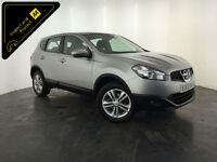 2012 62 NISSAN QASHQAI ACENTA 1 OWNER SERVICE HISTORY FINANCE PX WELCOME