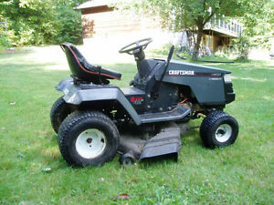"Craftsman Lawn Tractor 42"" ""PRICE DROP"""