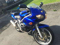 2002 SV 650 - $2850 (vancouver)