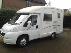 Auto Sleeper Nuevo Classic ES, 2009, Sleeps 2 with 4 Seat Belts,
