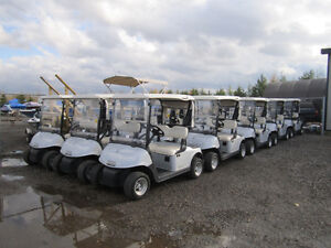 2012 EZ-GO RXV ELECTRIC GOLF CARTS*FINANCING AVAILABLE