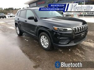 2019 Jeep Cherokee Sport  - Bluetooth -  Power Windows