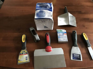 Brand New Drywall Tools