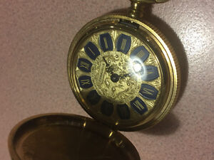 Caravelle pocket watch. Reduced price.