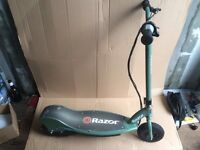 Razor rx200 barely used with few marks