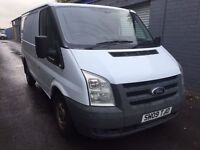 Bargain Ford transit long MOT ready for work
