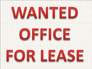 Wanted: St. John's East/Center Office or Retail Space