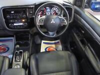 2015 MITSUBISHI OUTLANDER 2.2 DI D GX3 5dr Auto LEATHER