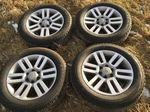 """Toyota Tacoma / 4Runner Rims and Tires 20"""" Limited Style!"""