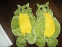 Like New Adorable Baby Dinosaur Halloween Costume Sz 12 Months!