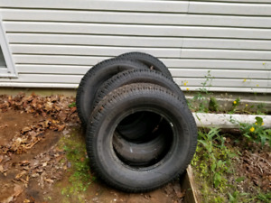 225 75 16 studded winter tires