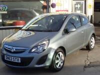Vauxhall/Opel Corsa Exclusiv 1.2i 16v ( 85ps ) 2013 38K