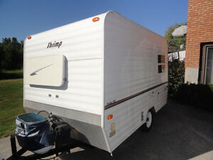 Shrimp Travel Trailer