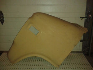1971-1983 Left Fender Chevy Van Fiberglass (0010)