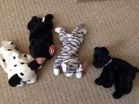 TY beanie babies with tags