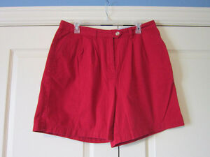 3 Pairs Size 16 Shorts - Tommy Hilfiger & Laura