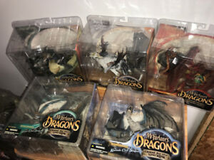 MCFARLANE'S DRAGONS Series 1
