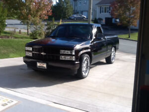 1991 Chevy pick up truck