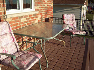 Set patio