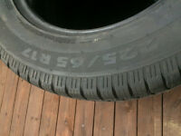 Michelin X-Ice Brand new 225/ 65 R17