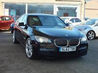 BMW 7 Series 3.0 740d Luxury 4dr Luxury Edition PX AND DELIVERY AVAILABLE