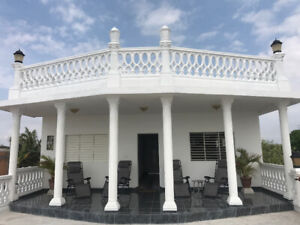 Beachfront living in Camaguey Cuba