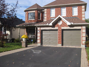 4 Bedrooms and Office Home backing onto the Park