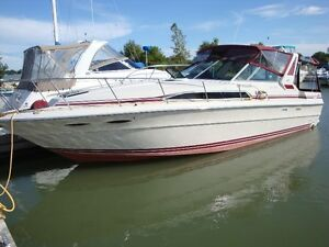 34'  Sea Ray Sundancer 1988 Windsor Region Ontario image 1