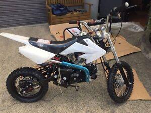 90cc PIT DIRT BIKE MOTOR TRAIL Electric Start Sports Bike Wantirna South Knox Area Preview