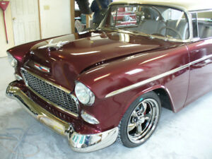 55-57 Chevy BelAir Custom Chassis!