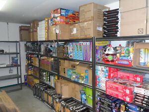 Wholesale lot of toys.  (Lego, Mega Bloks, Barbie, Thomas, etc.)