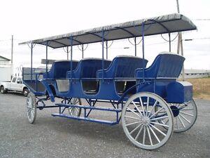 Sleigh *Voitures * cart *  wagon *  fait au QUEBEC !