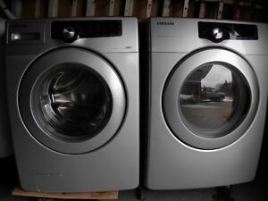 Samsung Washer & Dryer Set