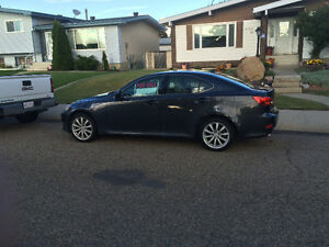 2007 Lexus IS 250 AWD Sedan