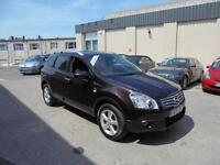 2010 Nissan Qashqai+2 1.5dCi 2WD N-TEC 7 Seater Finance Available