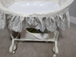 First Years Bassinet Carry Me 5 in 1