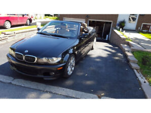 2004 BMW 3.0 CI M Package Cabriolet (not an M3) 6 speed - Laval