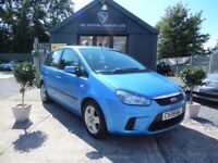 Ford C-Max 1.8I STYLE (blue) 2008